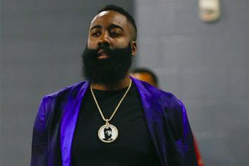 "James Harden Drops ""Hot Boy Summer"" Playlist Ft. Travis Scott, Young Thug & More"