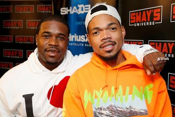 A$AP Ferg & Chance The Rapper Freestyle Over Classics By OutKast & Jay-Z: Watch
