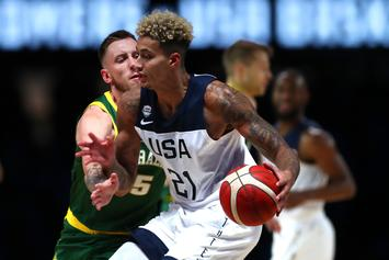 Team USA Loses Kyle Kuzma To Ankle Injury, Finalizes World Cup Roster