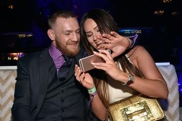 Conor McGregor & GF Hit Up Italy Amid Fallout From Bar Fight