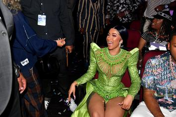 "Cardi B References Her YG Collab ""She Bad"" With Latest Booty Poppin Insta Share"