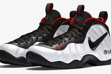 "Nike Air Foamposite Pro With ""Chicago"" Colors Rumored For 2020: Details"