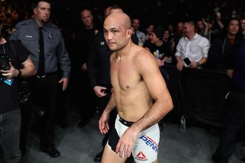 BJ Penn Annihilates Man During Bar Fight In Hawaii: Watch
