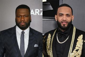 "50 Cent After Joyner Lucas Fired Sha Money XL: ""Told You He A Whole Sucker"""
