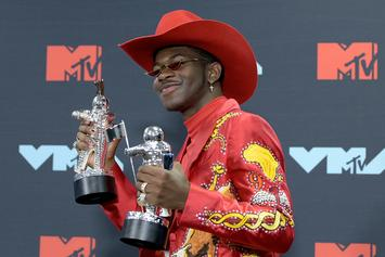"""Lil Nas X Appears To Be Sick Of Answering Questions About """"Old Town Road"""""""