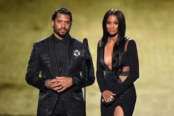 "Russell Wilson Takes Ciara On Coastal Helicopter Ride For ""Date Night"""