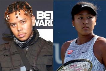 YBN Cordae Shares How He Helped Girlfriend Naomi Osaka Prepare For US Open