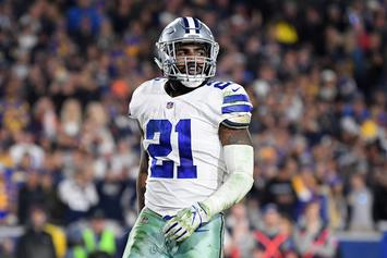 Ezekiel Elliott Contract Talks Are Starting To Frustrate The Cowboys: Report