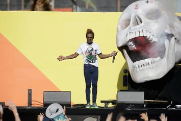 Lil Uzi Vert Calls Out Security Mid-Performance For Being Too Aggressive With Fan