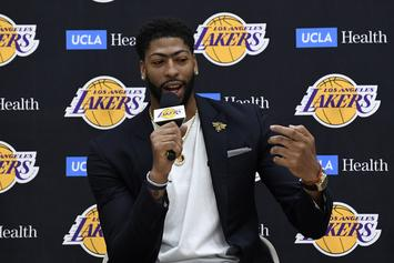 Dwight Howard's Lakers Signing Was All Because Of Anthony Davis: Report