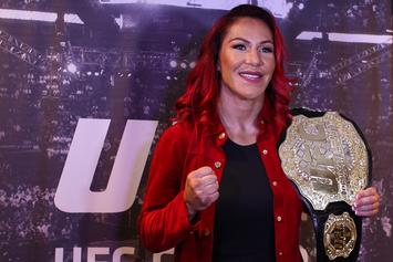 Cris Cyborg Announces New Deal With Bellator, Reveals First Fight