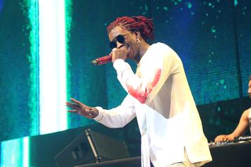 Young Thug Posts Alarming Photo From A Hospital Bed