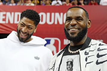 LeBron James Wants College Athletes To Be Paid, Supports New Bill