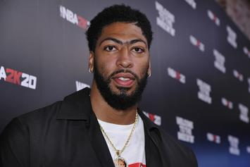 Anthony Davis Explains How The Lakers Can Win It All This Season: Watch