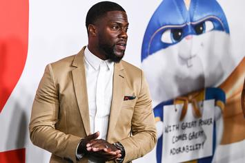 Kevin Hart Is Walking Again, But In Excruciating Pain: Report