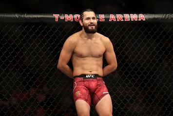 "UFC's Jorge Masvidal Claps Back At ""Little Bitch"" Colby Covington"