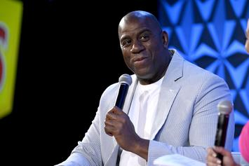 """Magic Johnson """"Dream Team"""" Jersey Could Auction For Insane Price"""