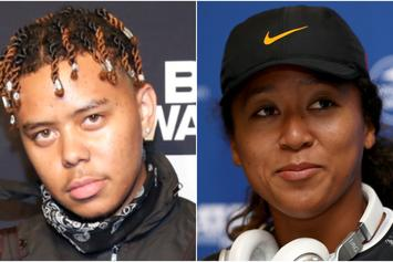 YBN Cordae & Naomi Osaka Showcase Their Love In Coupled-Up Insta Share
