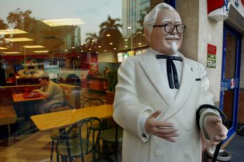KFC Reveals Colonel Sanders Animated Dating Game... For Some Reason