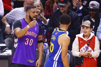 Drake Trains With NBA Shooting Coach To Take His Jump Shot To The Next Level