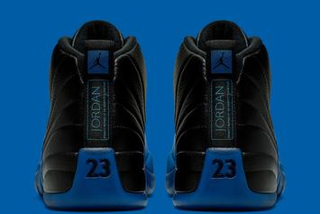 "Air Jordan 12 ""Game Royal"" Officially Drops Tomorrow: How To Cop"
