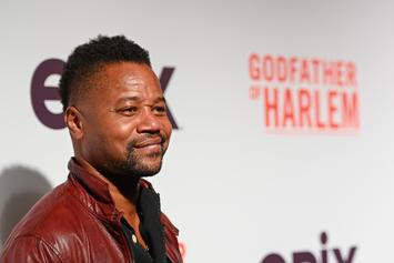 Cuba Gooding Jr.'s Still Living His Best Party Life As Groping Case Continues