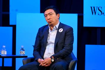"Andrew Yang Says ""Pornography Is A Real Problem"" In New Tweet"
