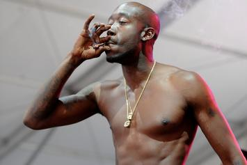 "Freddie Gibbs Bodies ""Fake Names"" Performance On ""A Colors Show"""