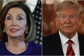 Nancy Pelosi Launches Impeachment On Donald Trump