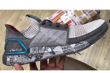 "Star Wars x Adidas Ultra Boost 19 ""Millennium Falcon"" Coming Soon: First Look"