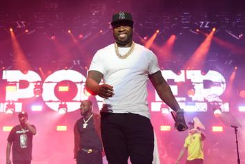 """50 Cent Co-Signs Baltimore Rapper Bandhunta Izzy: """"I Like This. They Coming"""""""