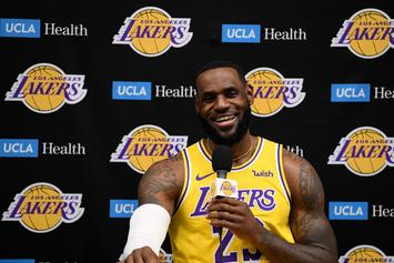 """LeBron James Hosts Historic Signing Of """"Fair Pay To Play"""" Bill: Watch"""