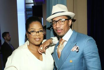 """Nick Cannon Embarrassed Himself In Front Of Oprah By Quoting """"The Color Purple"""""""