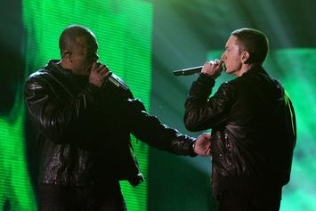 """Eminem & Dr. Dre Have """"Amazing"""" New Music On The Way, Confirms Big Boy"""