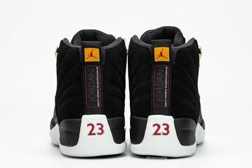 "Air Jordan 12 ""Reverse Taxi"" Releasing Sooner Than Expected"