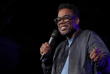 Chris Rock Shares He Was A DJ Before Comedy Career While Honoring Rap Legends