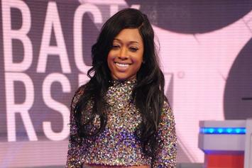 Trina Honors Her Mother With Touching Tribute, Thanks Friends & Fans For Support