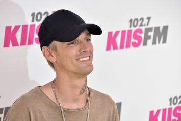 Aaron Carter Takes Piss Test & Posts The Results On IG Following Drug Abuse Claims