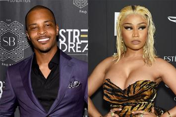 T.I. Explains Why Nicki Minaj Isn't On His All-Time Greatest Rappers List