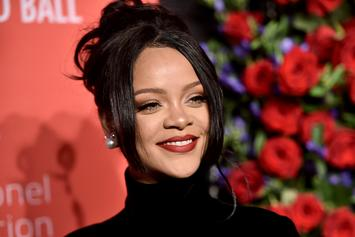 """Rihanna Calls Trump """"The Most Mentally Ill Human Being In America Right Now"""""""