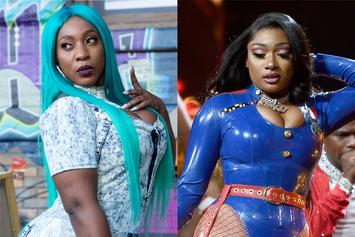 """Love & Hip Hop"" Star Spice Responds To Megan Thee Stallion Eye-Roll Backlash"