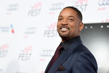 """Will Smith Regrets Passing Up On Role To Star In """"The Matrix"""""""