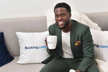 Kevin Hart Is Officially Back To Work: Report