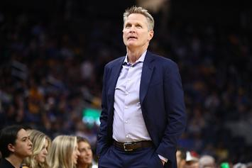 Donald Trump Mocks Warriors' Steve Kerr For Dodging Question About China: Video