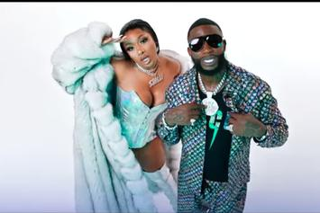 Gucci Mane And Megan Thee Stallion Love The ''Big Booty'' In New Visuals