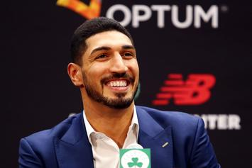 Enes Kanter Slams LeBron James Over Recent China Comments