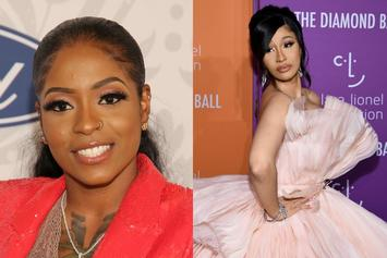 Cardi B's Ex Bestie HoodCelebrityy Wants Us To Forget Their Beef & Focus On Her Music