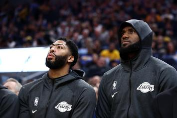 LeBron James Explains How AD Was Overworked In New Orleans