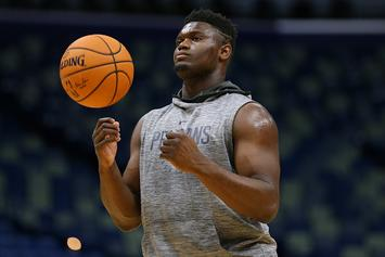 Zion Williamson Injury Update, Timetable For Return Revealed