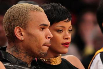 Chris Brown Reacts To Rihanna Video Listening To One Of His Songs